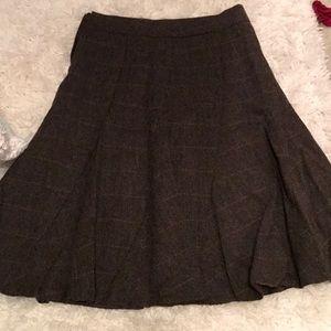 H & M -Wool midi skirt